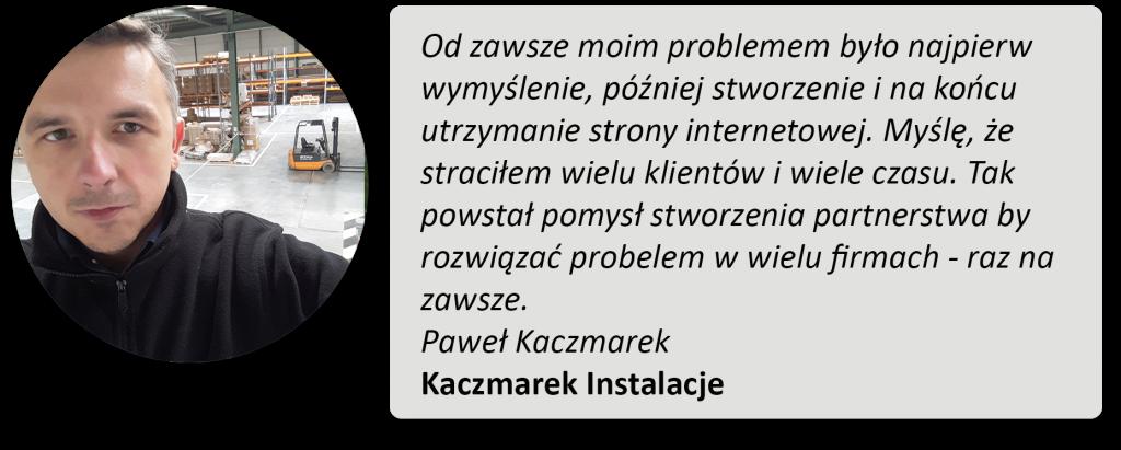 Kaczmarek komentarz